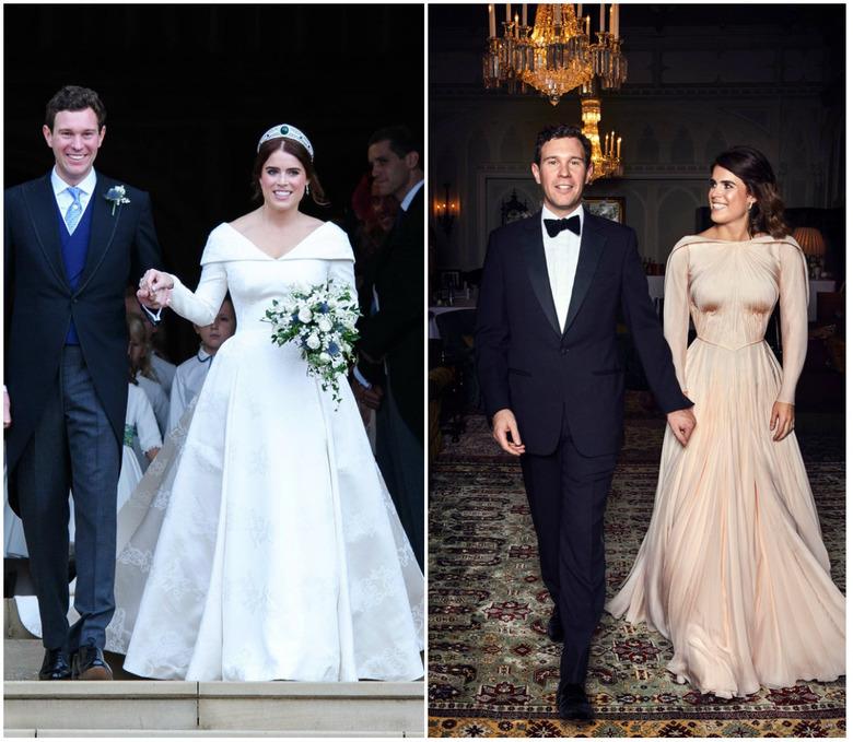 Druga Suknia ślubna Eugenii Wizazpl