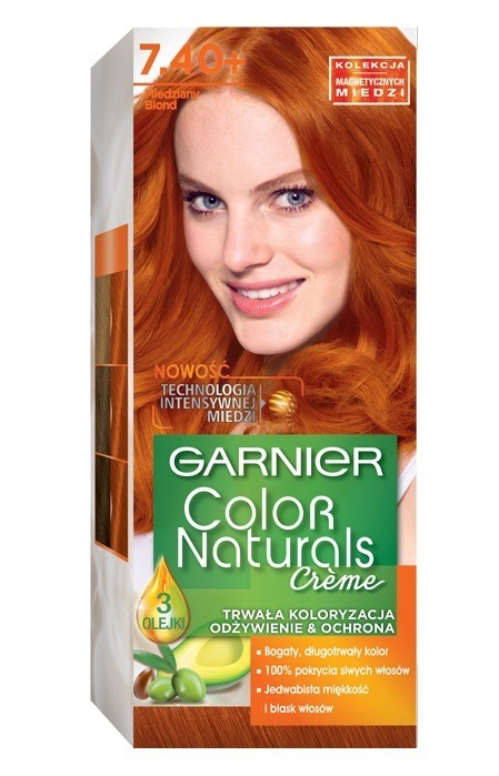 farba do włosów garnier naturals