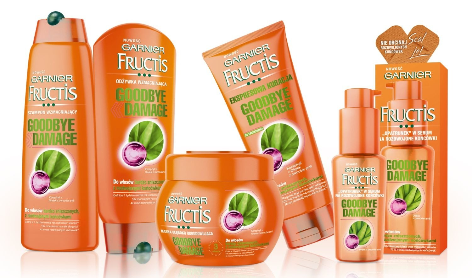 Fructis Goodbye Damage