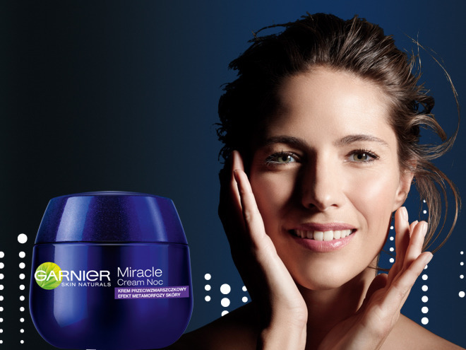 Garnier Miracle Cream Noc
