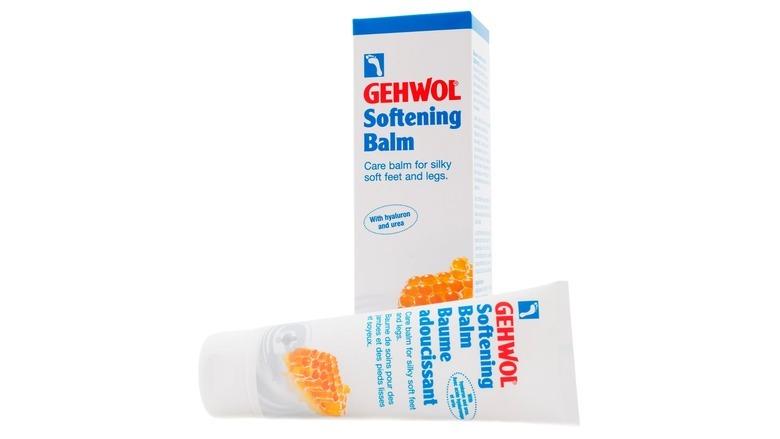 Balsam zmiękczający do stóp Gehwol