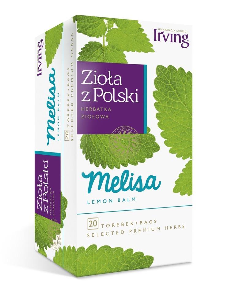 IRVING Zioła z Polski