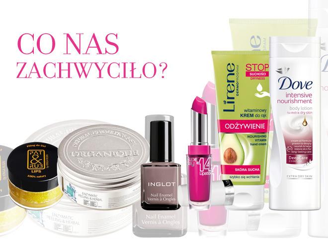 najlepsze kosmetyki październik 2012