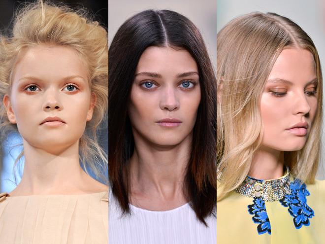 morelowy makijaż