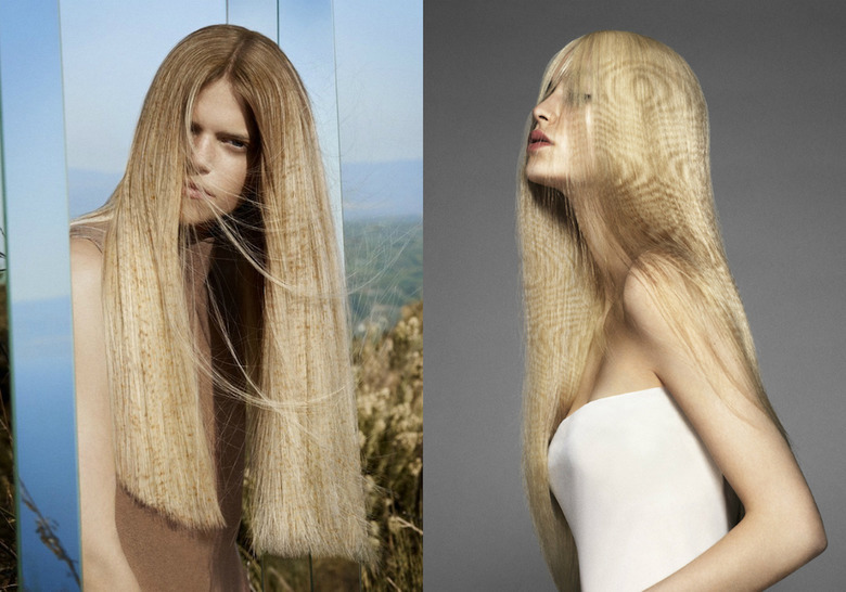 Modne kolory włosów 2020: imprinting
