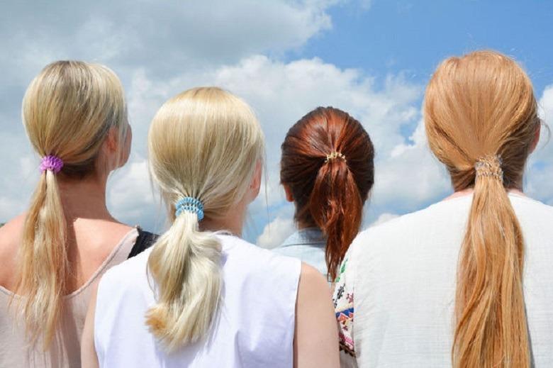 Gumki Sprężynki Do Włosów Wizazpl