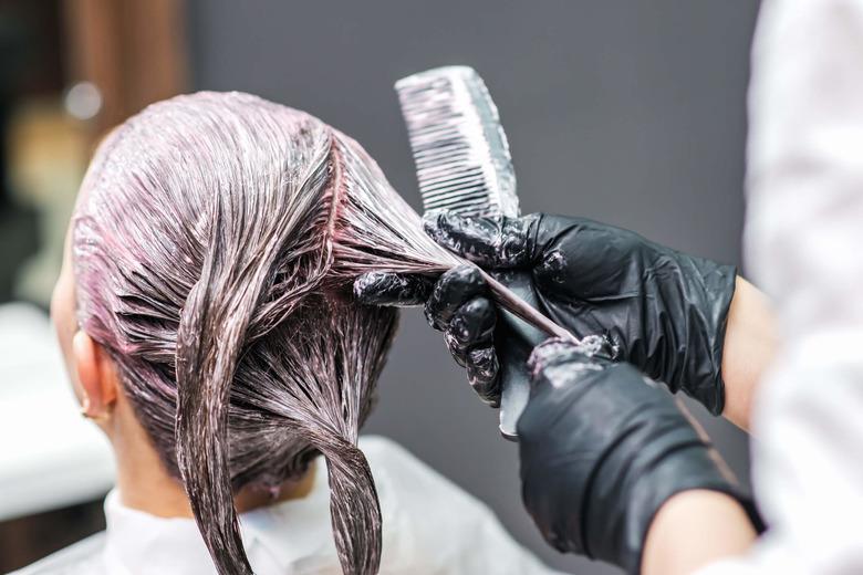 szamponetka do włosów