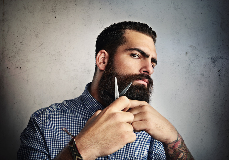 jak dbać o brodę i zarost
