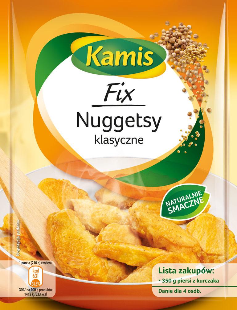 kamis fix nuggets