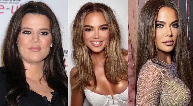 khloe kardashian przesadziła z retuszem