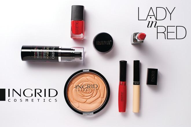 Świąteczna kolekcja Ingrid - Lady In Red