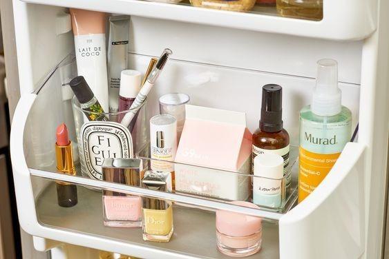 Które Kosmetyki Trzeba Przechowywać W Lodówce Wizazpl