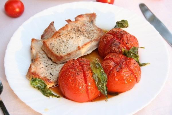 pomidorowe kotleciki