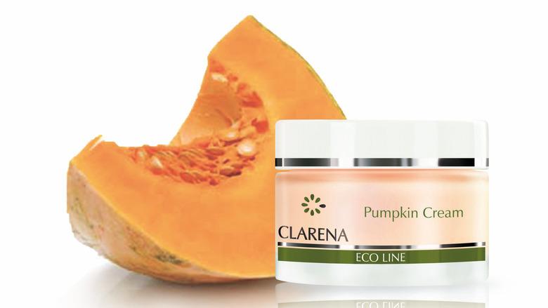 Krem nawilżająco - regeneracyjny z dynią Pumpkin Cream Clarena