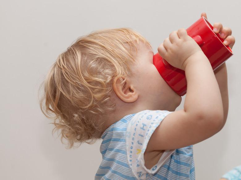 pierwszy kubek dla dziecka