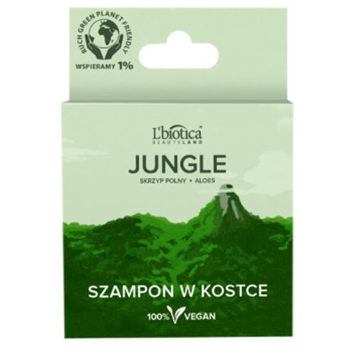 Szampon w kostce L'biotica Jungle