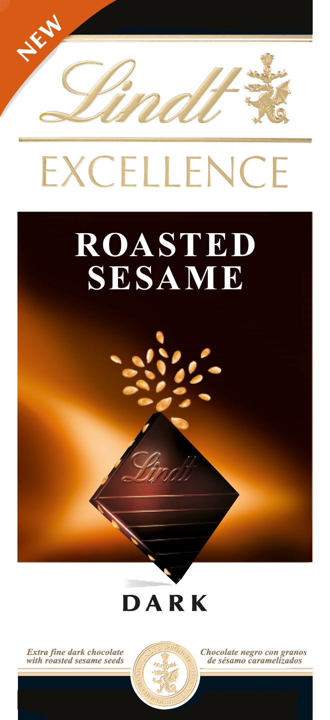 Lindt Excellence Roasted Sesame