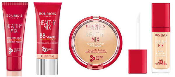 linia bourjois healthy mix
