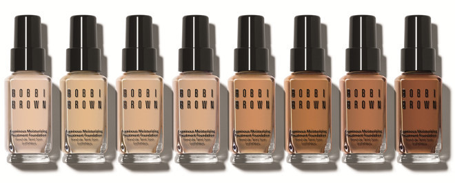Luminous Moisturizing Treatment Foundation Bobbi Brown