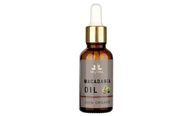 olejek do twarzy Macadamia Oil Delawell