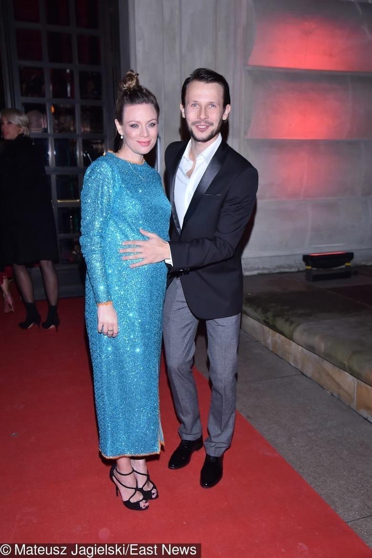 Magdalena Boczarska w ciąży