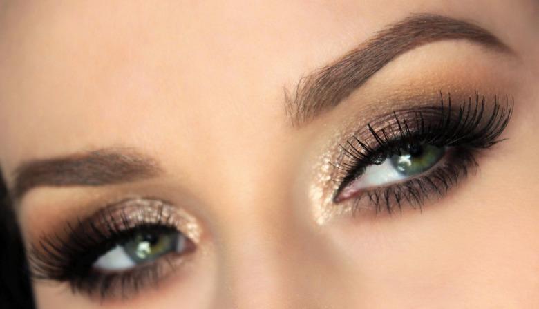 Brązowy Smoky Eyes Kim Kardashian Wizazpl