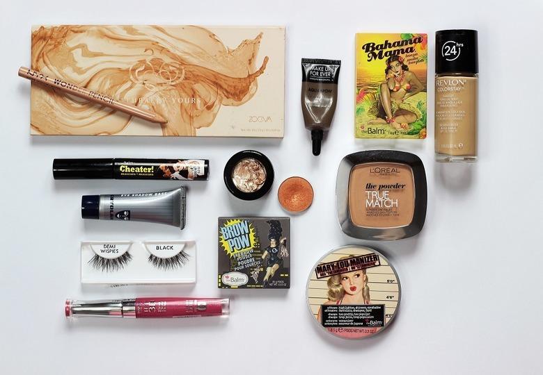 Rozświetlający makijaż na jesień 2014 krok po kroku