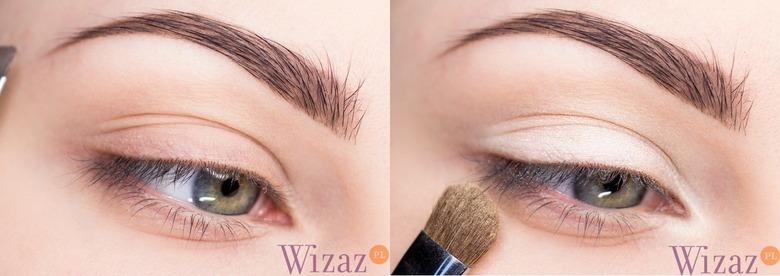 graficzny makijaż oczu