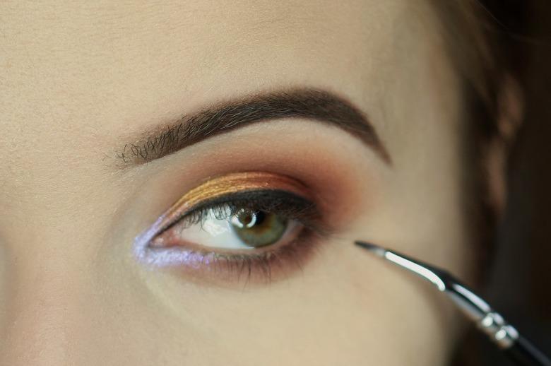 Makijaż Podkreślający Zielone Oczy Krok Po Kroku Wizazpl
