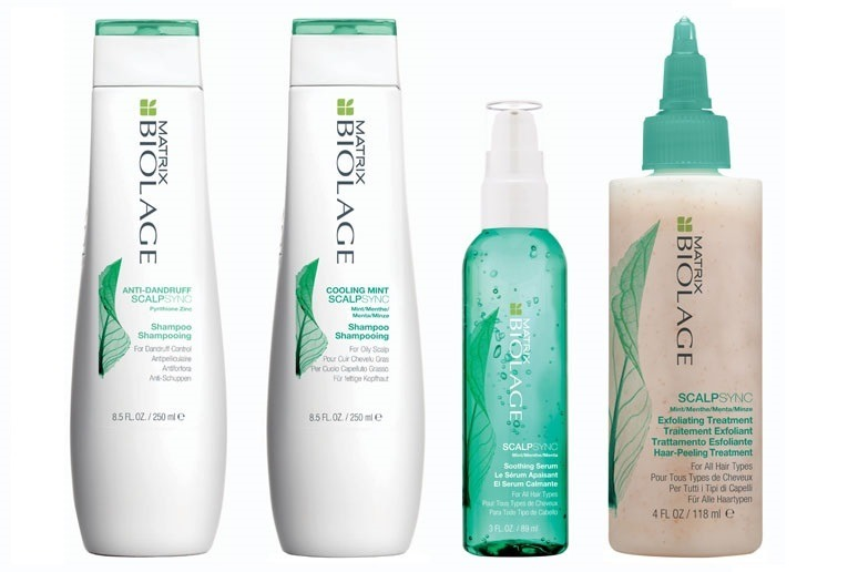 szampon przeciwłupieżowy Matrix Biolage