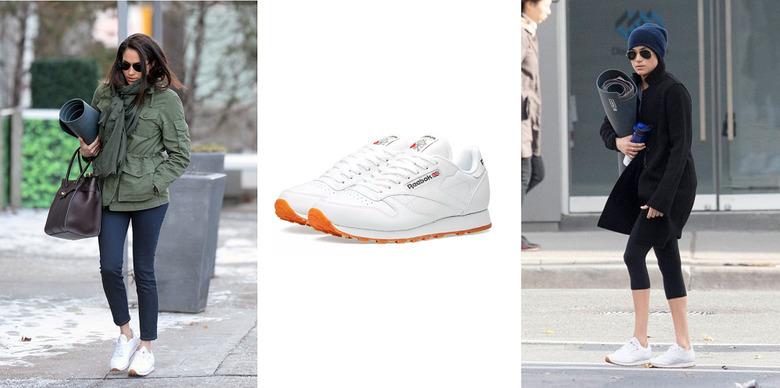 Reebok Classic – buty sportowe, które pasują do wielu