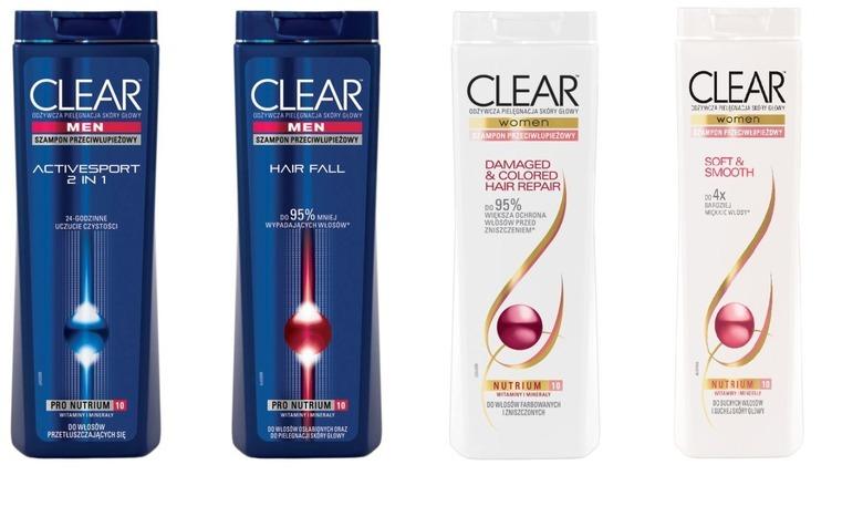 szampon clear