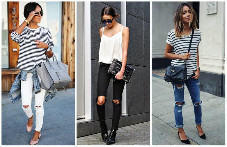 Najmodniejsze spodnie 2015