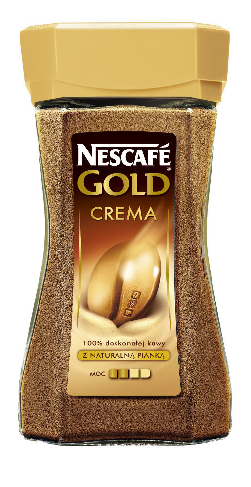 Nescafe Gold Crema