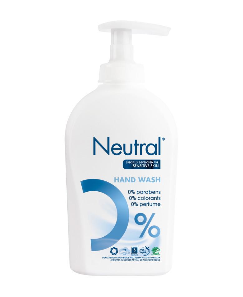płyn do mycia rąk neutral