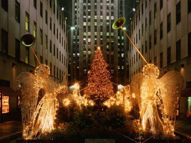 Najbardziej świąteczne miasta świata
