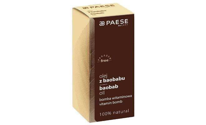 Olej z baobabu - bomba witaminowa Paese