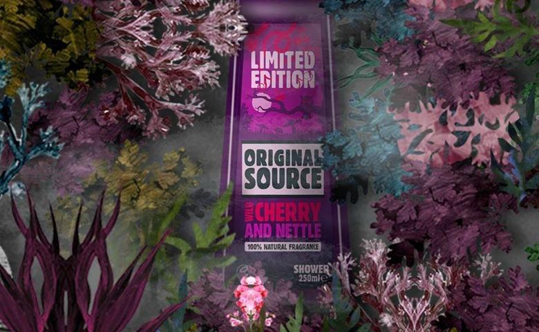 Original Source Wild Cherry&Nettle