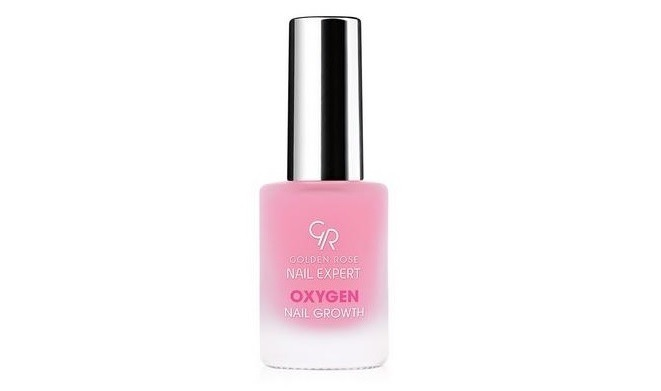 oxygen nail growth golden rose