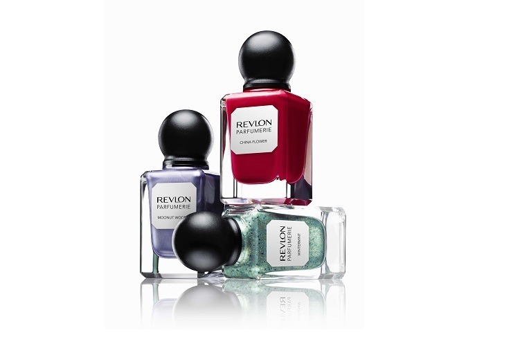 Pachnące lakiery Revlon Parfumerie
