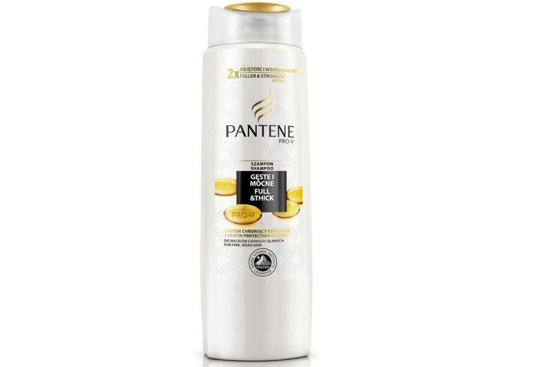 szampony Pantene