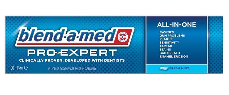 Pasta do zębów blend-a-med Pro-Expert Kompleksowa Ochrona