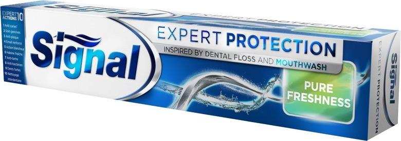 Pasta do zębów Signal Expert Protection