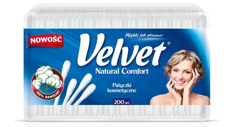 patyczki kosmetyczne Velvet