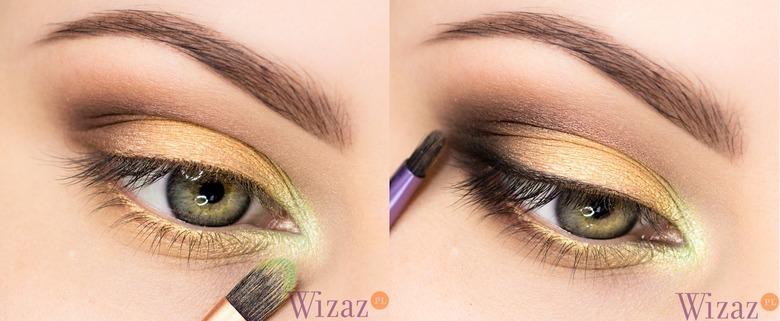 perfekcyjne cieniowanie oka