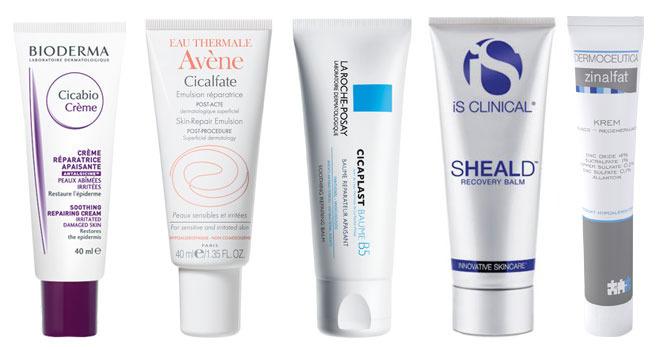 pielęgnacja po zabiegach dermatologicznych