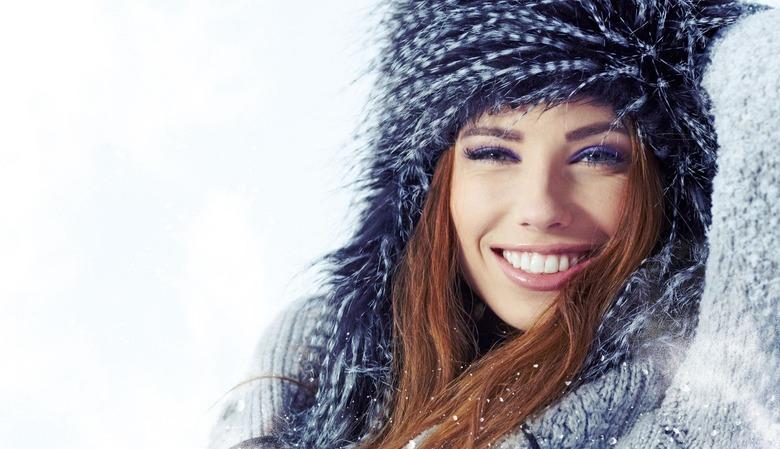 pielęgnacja skóry zimą