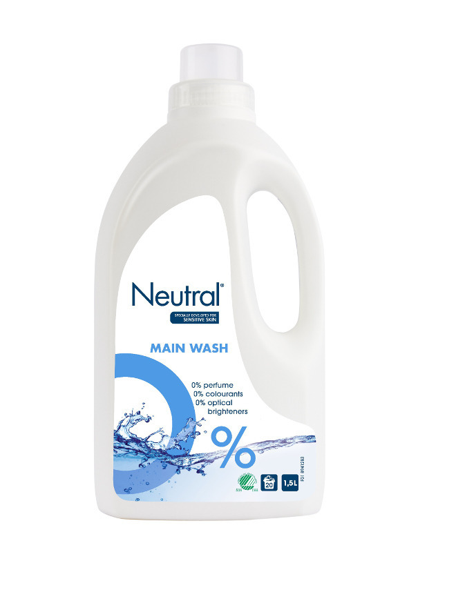 płyn do prania neutral