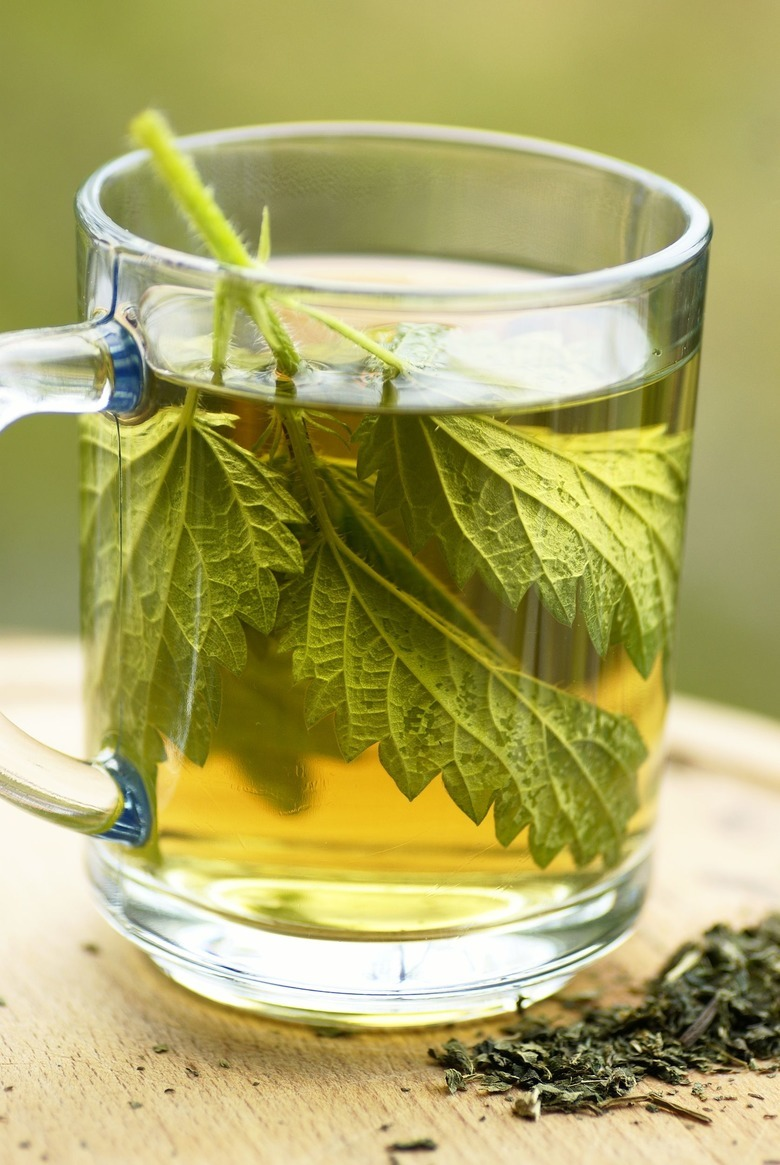 ziołowa herbata