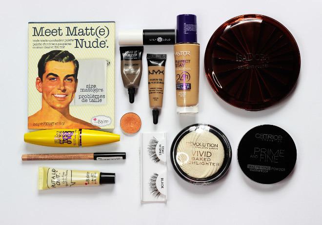 Wieczorowy makijaż